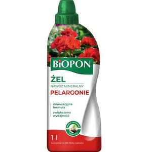 Żel mineralny do pelargonii1 l marki Biopon