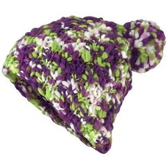 czapka wm's frosty pom hat dark berry marki Marmot