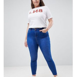 New Look Curve super soft jean in blue - Blue