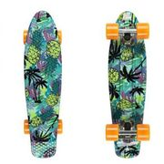 Deskorolka fishskateboards pineapple /silver / orange marki Fish skateboards
