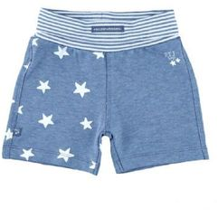 Feetje Boys Szorty short star blue melange (8718751296642)