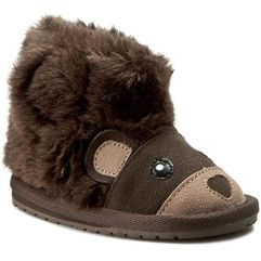 Buty EMU AUSTRALIA - Bear Walker B11197 Chocolate
