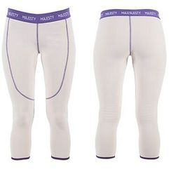 Majesty Odzież funkcjonalna - surface lady base layer pants (sand)
