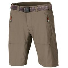 Ferrino hervey short man iron brown 46/s