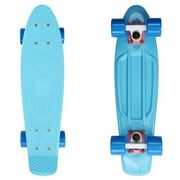Deskorolka Fishskateboards Summer Blue / Pink White / Summer Blue