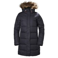 Helly Hansen kurtka W Aden Down Parka Graphite Blue XL (7040055215533)