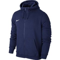 Bluza ms team club full zip hoodie marki Nike