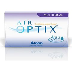 Air optix aqua multifocal marki Alcon
