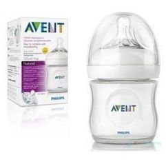 Avent butelka natural 125ml 690/17 marki Philips avent