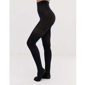 Gipsy sustainable 50 denier tights in black - Black