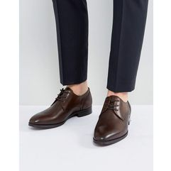 lauriano derby leather shoes in brown - brown marki Aldo