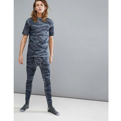 lightweight baselayer pants in grey tiger camo - multi marki Burton snowboards