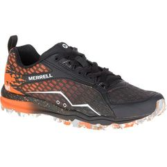 buty all out crush tough mudder orange 5,5 (38,5) marki Merrell