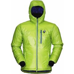 High Point Barier Jacket Sunny Green L