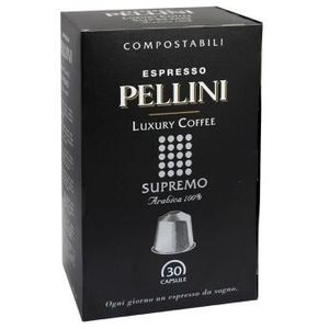 Pellini supremo luxury coffee nespresso 30 kapsułek (8001685125745)