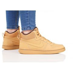 Nike Buty court borough mid (gs) 839977-700