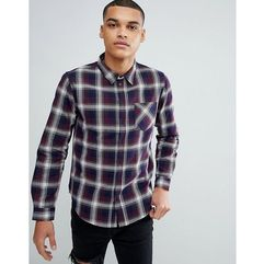Another influence rust over shirt - blue
