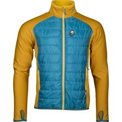 kurtka flow 2.0 jacket petrol/yellow xl marki High point