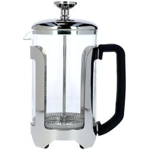 Kitchen craft Zaparzacz do kawy french press chromowany 850 ml (kclxcafe6cp)