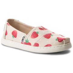 Półbuty TOMS - Classic 10011461 Birch Strawberries And Cream