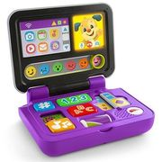 Fisher Price. Laptop malucha. Klikaj i ucz się!, 887961693546