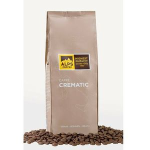 kawa ziarnista ALPS COFFEE CREMATIC 500g (4007460059605)