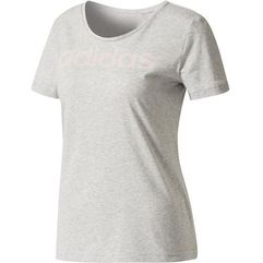 Adidas koszulka special linear medium grey heather m