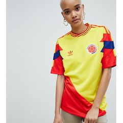 Adidas originals colombia mashup football shirt - yellow