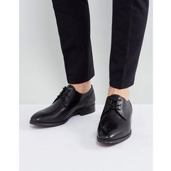 lauriano derby leather shoes in black - black, Aldo