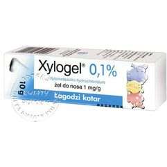 Xylogel 0.1% żel 10 g (5909990321230)