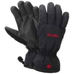 on-piste glove black m marki Marmot
