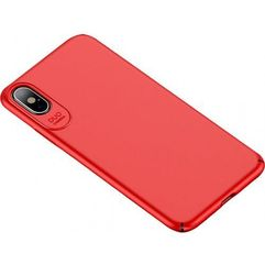 Etui Usams Case-Jay Series iPhone X Red (2000054373011)