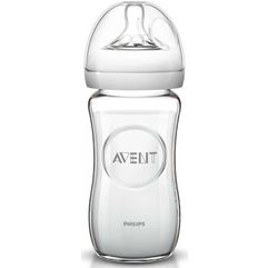 Avent Butelka 240ml Natural szklana, 1szt