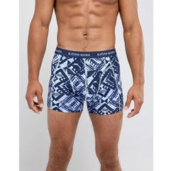 single trunks - blue marki Bjorn borg