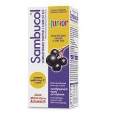 SAMBUCOL JUNIOR, SYROP, 120ML