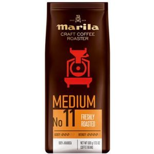 Marila 500g craft coffee roaster medium kawa ziarnista marki Mokate