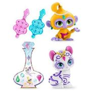 - shimmer and shine - zwierzaki tala i nahal marki Fisher price