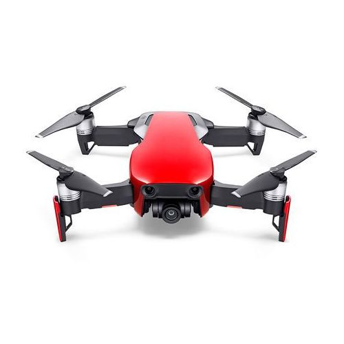 Dron DJI Mavic Air Fly More Combo Czerwony