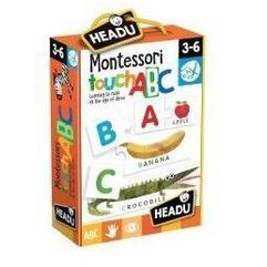 Montessori ABC HEADU