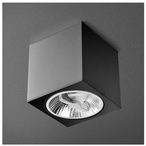 Spot LAMPA sufitowa BIG CUBE 111 surface 42211-0000-T8-PH-kolor Aqform natynkowa OPRAWA metalowa DOWNLIGHT kostka kwadratowa (1000000262315)