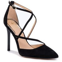 Szpilki - claudie 2 fl5cl3 sue08 black, Guess, 36-41