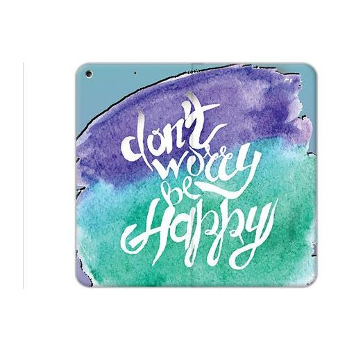 Apple iPad (2017) - etui na tablet Flex Book Fantastic - don't worry be happy