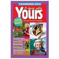 Yours Yearbook (9781908152107)