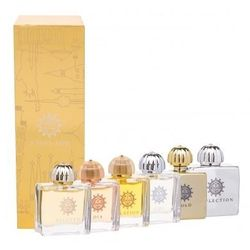 mini set classic collection zestaw 6x7,5 ml edp gold + dia + ciel + reflection + jubilation xxv + beloved dla kobiet marki Amouage