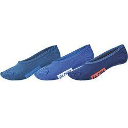 Globe Skarpetki - blues invisible sock 5 pack assorted (ass) rozmiar: 7-11